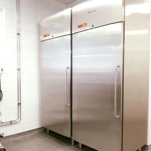 Livsmedelskyl kylskåp storkök